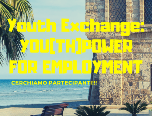 "6 PARTECIPANTI PER IL PROGETTO ""YOU(TH) POWER FOR EMPLOYMENT"", LARNAKA – CYPRO"